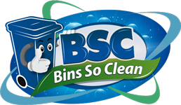 Bins So Clean Logo
