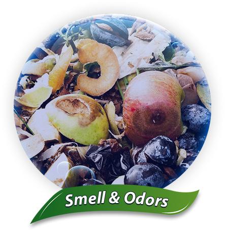 Bins So Clean Eliminates Odors